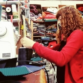 YA LLEGA LA PRIMAVERA!!! Estoy deseando enseñaros los nuevos proyectos.... solo faltan algunos detalles y listo!!! A presentaros la nueva colección. 👜🧢👗⚘🌿🌻 #newcollection #modaslow #modamujer #modahombre #handmade #complementos #urbanstyle #sevillademoda #artesania #original