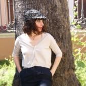 GORRAS REVERSIBLES  NUEVA COLECIÓN PRIMAVERA. Tejidos muy fresquitos para los dias de calor que se avecinan....   GRACIAS @saray_anar 📸😍😍😍 ¡ya está aquí la primavera! 🌻🌷🌻😍  #newstyle #newcollection #modaprimavera #design #complementos #accesorios #slowfashion #urbanstyle #GORRAS  #sombreros #hats #moda #Sevilla #hechoamanoconamor #handmade #modaslow #modamujer #modahombre #modasostenible #reversible #unisex